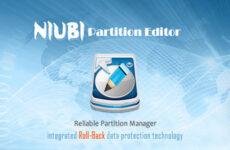 NIUBI Partition Editor 7.3.4 Crack Download HERE !